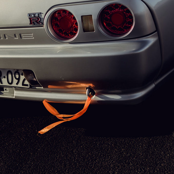 #THEORANGEEFFECT Joe's GTR